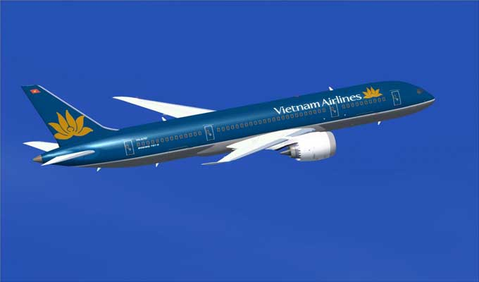 Vietnam Airlines offers 20% discount on domestic flights