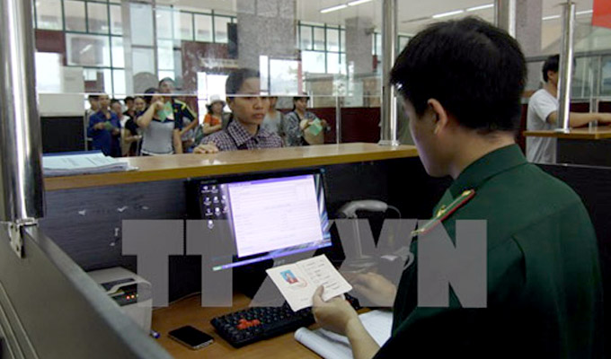 Pilot grant of e-visas for foreigners from 40 countries to Viet Nam