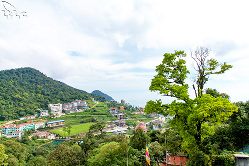 Tam Dao – a small town in the clouds