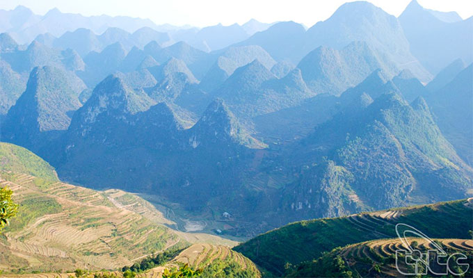 Dong Van Karst Plateau tourism development plan approved