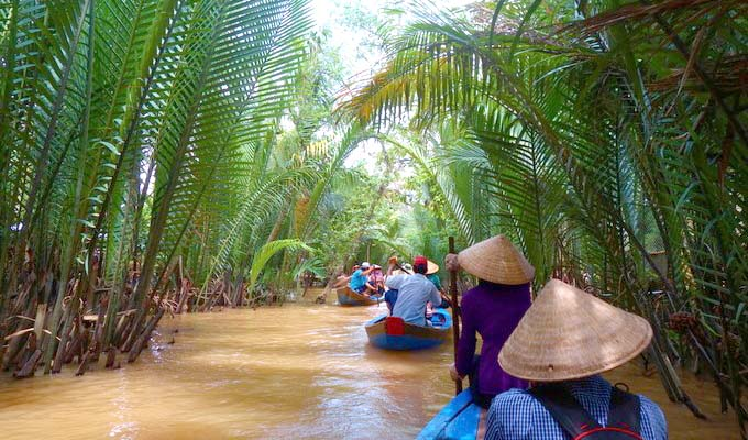 Viet Nam's Mekong Delta named as one of the top destinations to visit in 2019