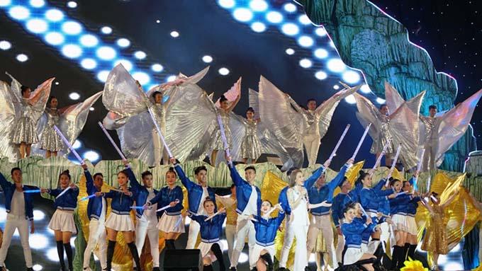 Khai mạc lễ hội hang động Quảng Bình 2019