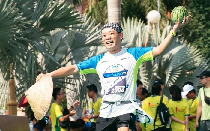 Giải chạy kết hợp xúc tiến du lịch miền Tây Nam Bộ