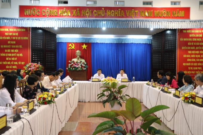 Liên kết để phát triển du lịch vùng Đông Nam Bộ
