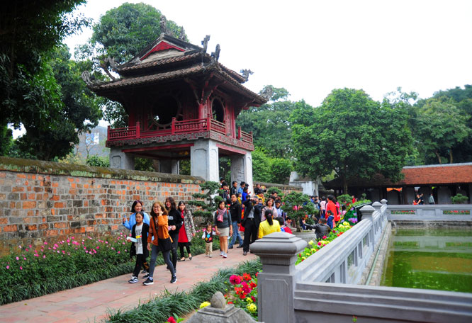 Hà Nội - điểm sáng du lịch Việt Nam