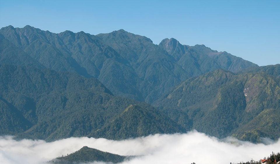 Dãy núi Hoàng Liên (Sa Pa) trong Top 10 kỳ quan thiên nhiên đẹp nhất Việt Nam