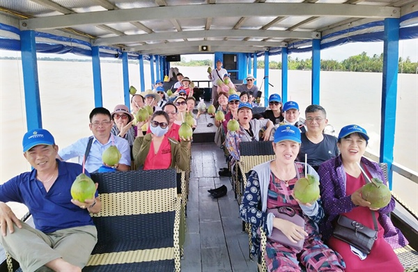 """Chương trình """"Người Việt Nam đi du lịch Việt Nam"""": Nhiều tín hiệu khả quan"""