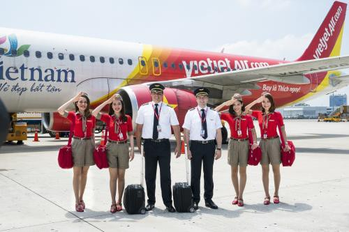 Vietjet Air's Hanoi-New Delhi direct flight launched