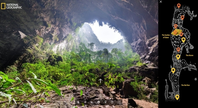 Son Doong Cave among 10 best virtual tours of natural wonders