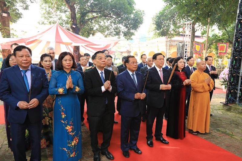 Hanoi celebrates 10th anniversary of UNESCO's recognition of Imperial Citadel
