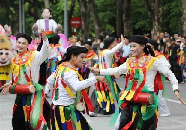 Folk festival to take place in downtown Ha Noi