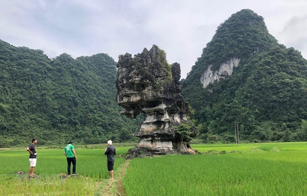 UNESCO experts laud status of Cao Bang global geopark