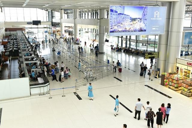 Cục Hàng không yêu cầu 100% hành khách khai báo y tế trước khi lên máy bay