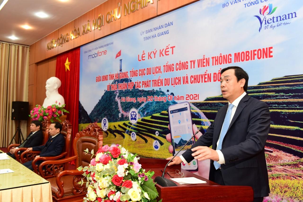 Tổng cục Du lịch đẩy mạnh chuyển đổi số, phát triển du lịch thông minh