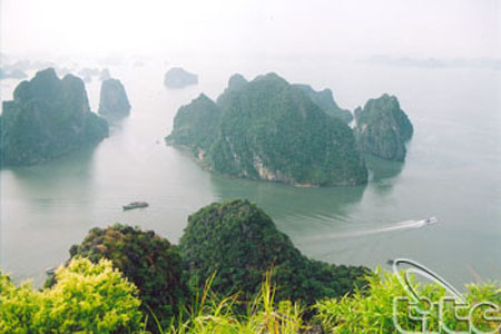 Ha Long Bay listed in top eight green spaces/national parks in Asia